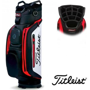 Titleist Deluxe CB Club 14 Black Red