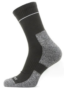 Sealskinz Solo QuickDry Ankle Length Socks 43-46