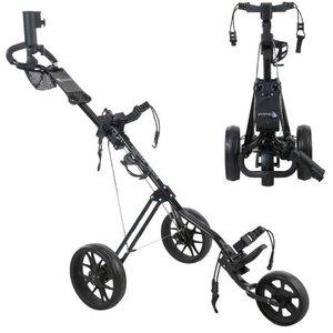 Cougar Track Golf Trolley Zwart