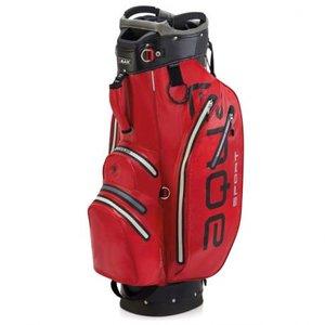 Big Max Aqua Sport 2 waterdichte Cartbag Rood