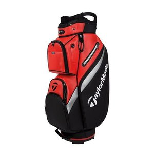 Taylormade Deluxe Cartbag Black Orange