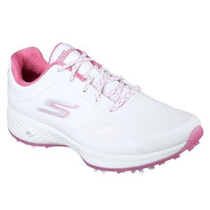 Skechers Go Golf Eagle Pro White Pink