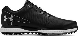 Under Armour Fade RST 2E Golfschoenen Zwart