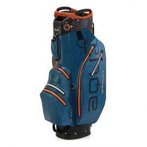 Big Max Aqua Sport 2 waterdichte Cartbag Petrol Orange