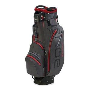 Big Max Aqua Sport 2 waterdichte Cartbag Charcoal Red