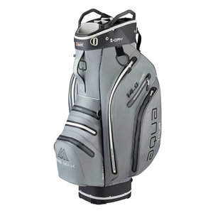 Big Max Aqua Tour 3 Cartbag Grey Black