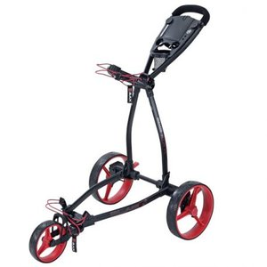Big Max Blade IP Zwart Rood Golftrolley