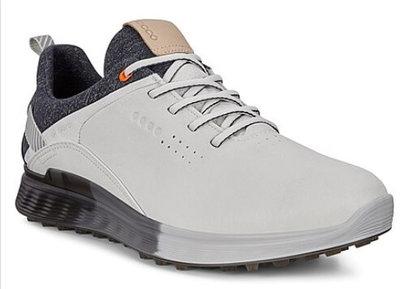 Ecco M Golf S-Three Wit Heren