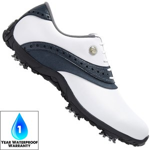 Footjoy ARC LP Wit Navy Dames Golfschoenen
