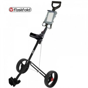 Fastfold Eco Light Golftrolley Zwart