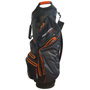 ICART AquaPel 100 cartbag Black Orange