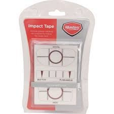 Masters Impact Tape Pack 10