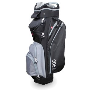 Masters T900 Cartbag Black Grey