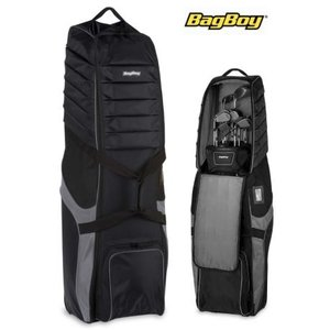 BagBoy T-750 Travelbag Zwart Charcoal