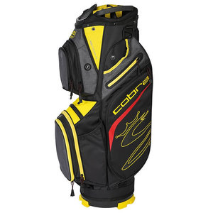 Cobra Ultralight Cartbag UL20 Black Yellow
