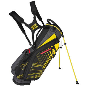 Cobra Ultralight UL20 Standbag Black Yellow