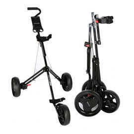 Kinder Golftrolley 3-Wiel Fastfold