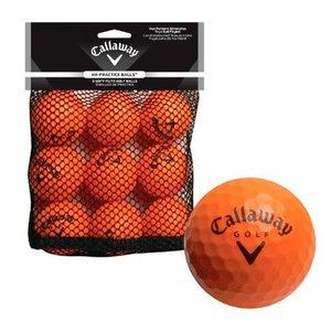 Callaway HX Practice ballen oranje