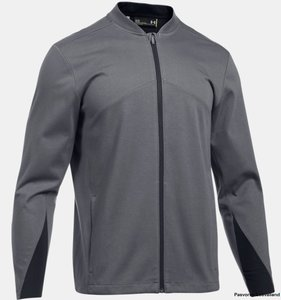 Under Armour Heren golfjack grijs