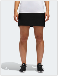 Adidas Skort Zwart