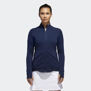 Adidas Essentials Dames Golf Sweatshirt Navy