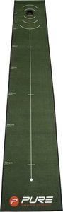 Pure2improve Birdie Drill Puttingmat 4 meter