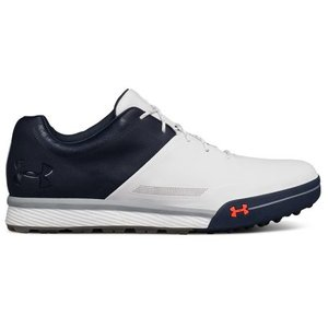 Under Armour Tempo Hybrid 2 Heren Golfschoenen Wit