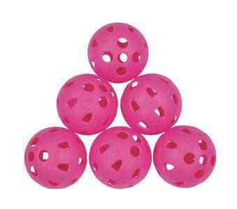 Masters Airflow XP Practice Balls Pink