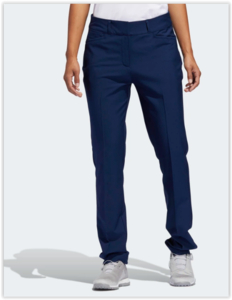Adidas Dames Ultimate Club Full Length Broek Indigo