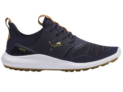 Puma Ignite NXT Lace Navy Gold