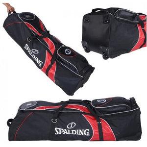 Spalding Golf Reistas zwart rood