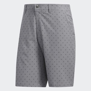 Adidas Ultimate 365 Short Grijs Print