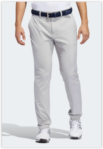 Adidas Ultimate365 Tapered Golfbroek Licht Grijs