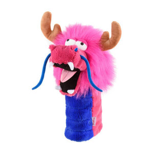 Daphne Headcover Driver Pink Dragon