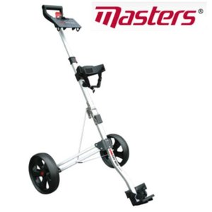 Masters 5 Series Compact Trolley Zilver