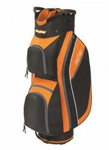 BagBoy Super Lite Cartbag Zwart Oranje