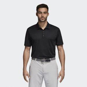 Adidas Performance Golf Polo Shirt Zwart
