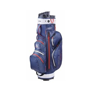 Big Max Aqua Silencio 3 Cartbag Navy