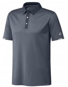 Adidas Heat RDY Base Poloshirt Navy Gemêleerd