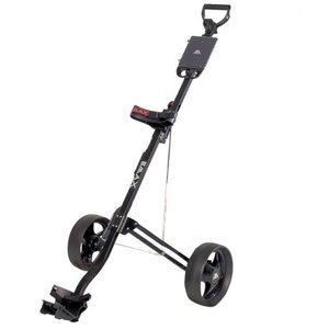 Big Max Basic Golf Trolley Zwart