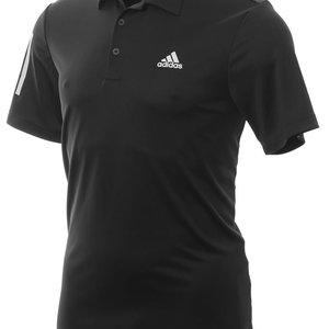 Adidas 3 Stripe Basic Black