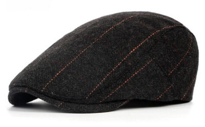 Golf Pet Berets British Classic Vintage