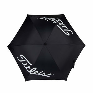Titleist 20 Players Single Canopy Zwart Golfparaplu