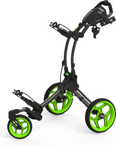 Clicgear Rovic RV1S Swivel Charcoal Lime