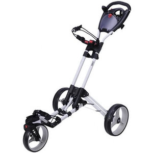 Fastfold 360 Golftrolley Wit