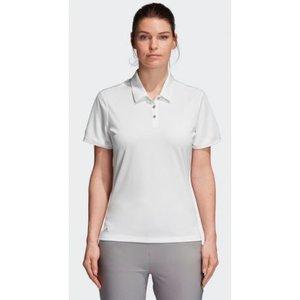 Adidas Tournament Dames Golf Polo Shirt Wit