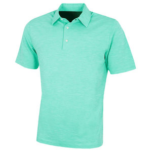 Greg Norman Performance Micro Pique Golf Polo Mint