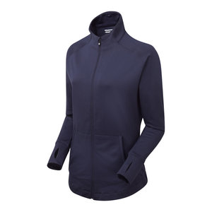 Footjoy Dames Full-Zip Brushed Chill-Out Navy