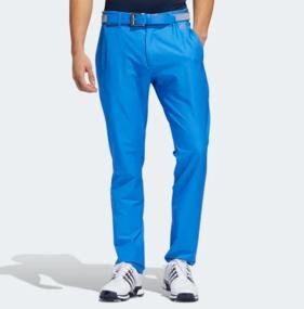 Adidas 3-Stripes Tapered Golfbroek Kobalt