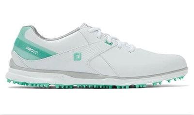 Footjoy Pro SL Dames Golfschoenen Off White Mint